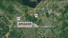 Amazon to open facility in Barrhaven