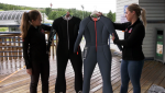 Replacing old uniforms costs over $1,000 per outfit