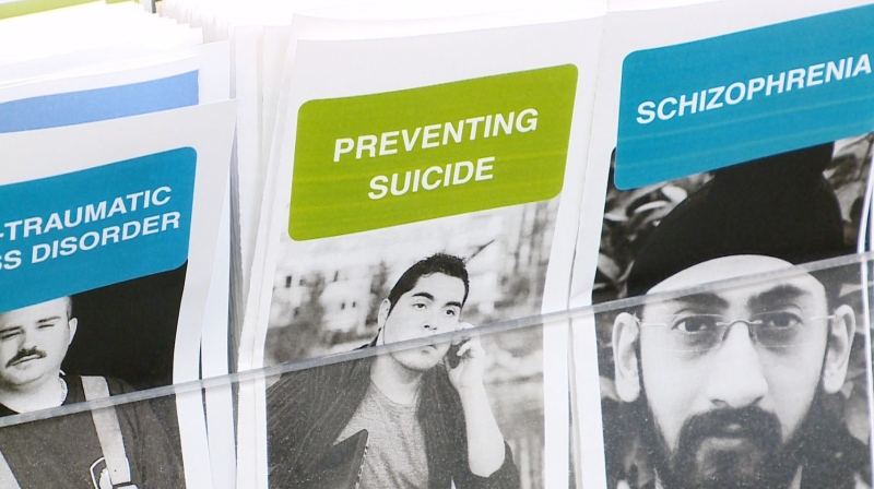 Increase in Regina suicide attempts