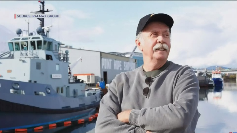 1 Saanich farmer saved Victoria Harbour Ferries