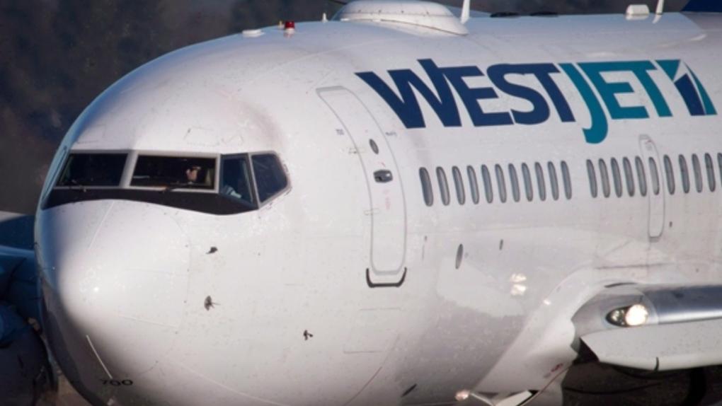 WestJet aircraft