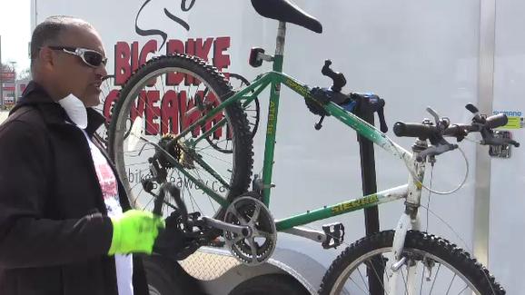 Shane Hodgson of the Big Bike Giveaway