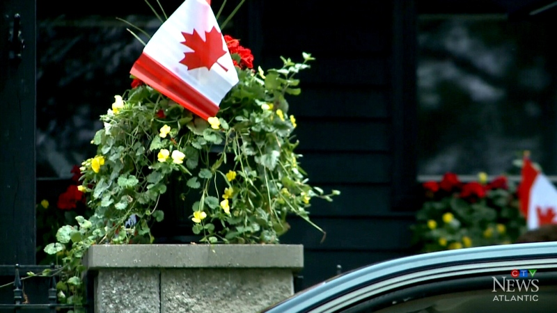 Nova Scotia celebrates Canada Day amid pandemic