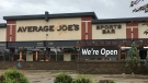 Average Joe's Sports Bar in Sherwood Park announced on July 1, 2020, it would be closed for two days after an employee tested positive for COVID-19.
