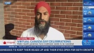 'So much more we need to do': Singh on Canada Day