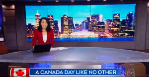 CTV News at Six for Wednesday, July 1, 2020.