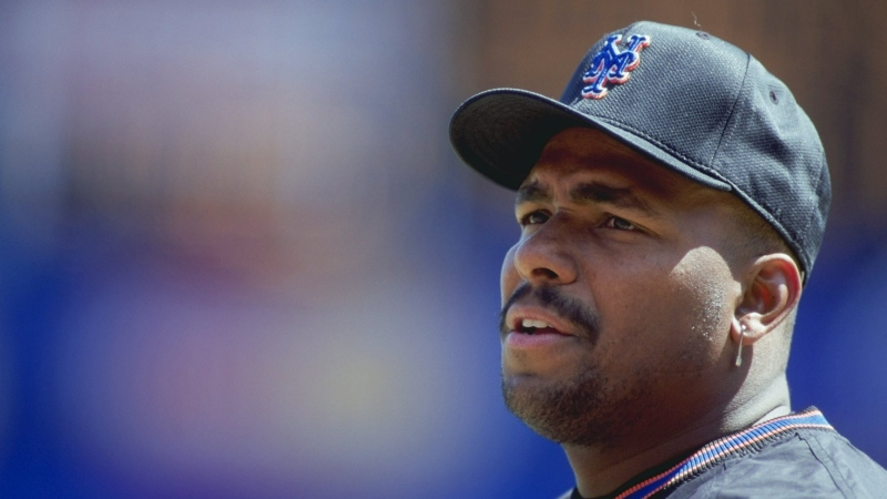 Bobby Bonilla gets paid US$1.2 million from the New York Mets every year on July 1. (Al Bello/Allsport/Getty)