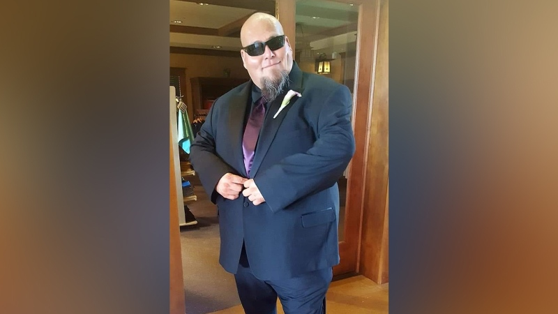 Thomas Macias, a Southern California man who tested positive for coronavirus after attending a party, expressed his fear and regret a day before he died. (Family of Gustavo Lopez)