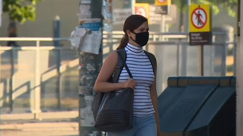 New mask rule for Toronto transit takes effect
