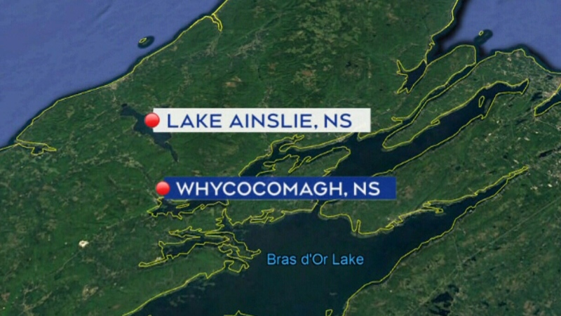 N.S. man dies after Cape Breton lake accident