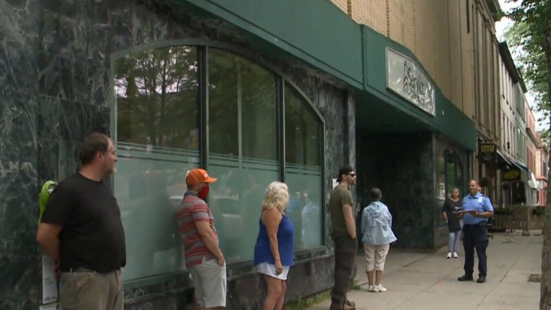 N.B. service centres to reopen