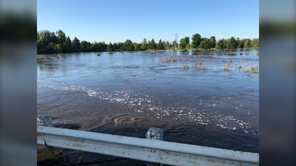 neepawa flooding
