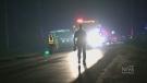 Man arrested after fatal tractor crash