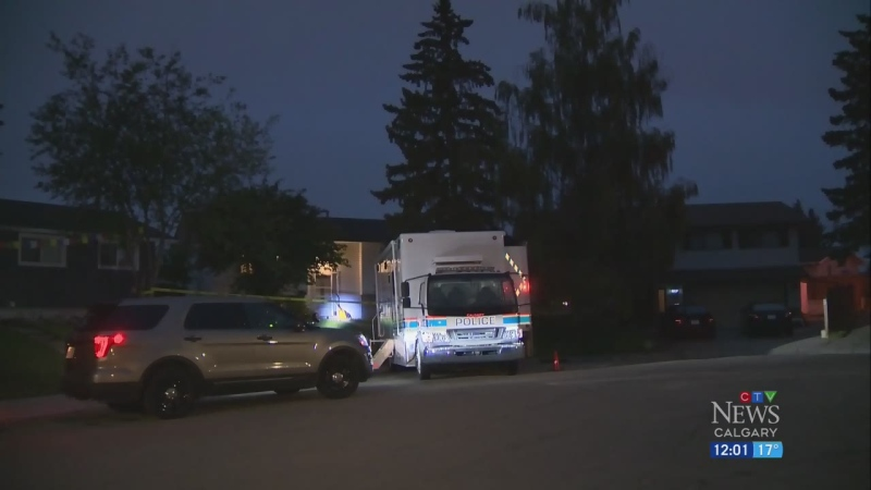 Suspicious death in northeast Calgary