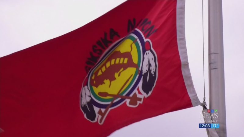 Surge of COVID-19 cases on Siksika First Nation
