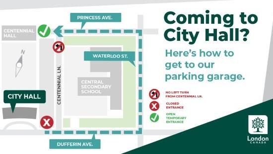 City Hall Parking