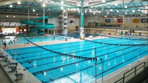 Limited aquatic activities will reopen at Saanich's Commonwealth Place starting Aug. 4: (Saanich Commonwealth Place)