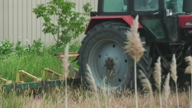 Town devastated after fatal tractor incident