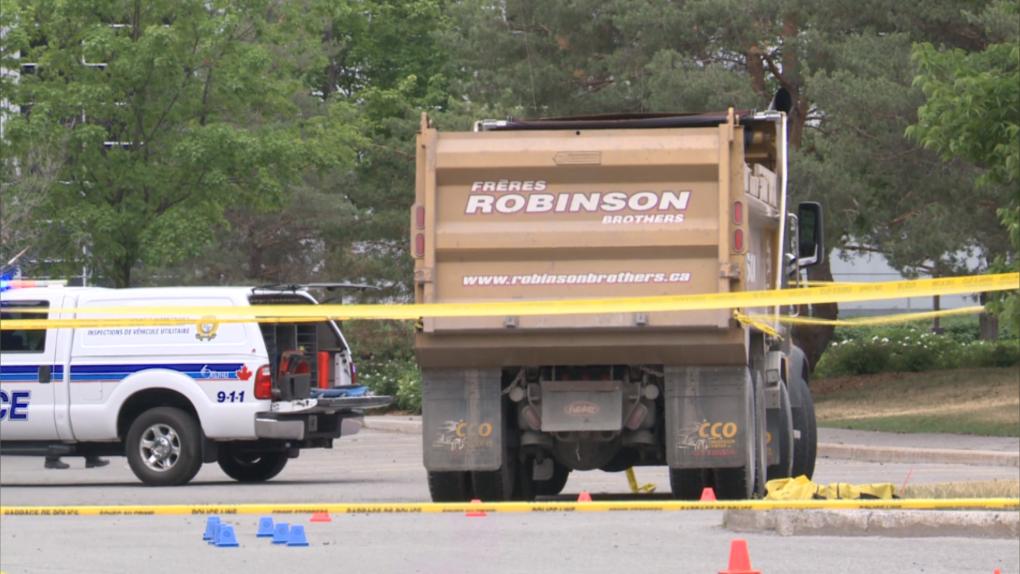 Wellington Lyon crash scene