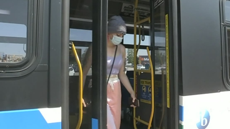 Masks to be mandatory for transit, some businesses