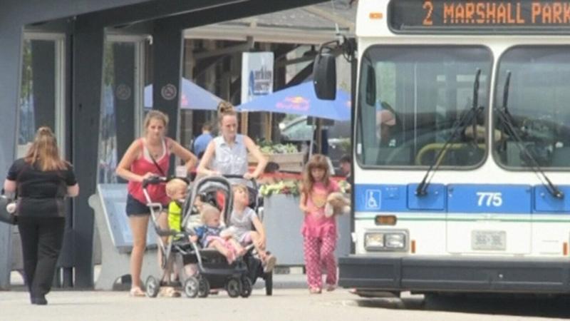 Mandatory masks policy on North Bay public transi