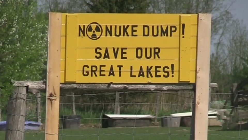 Group sees positives to nuclear waste project