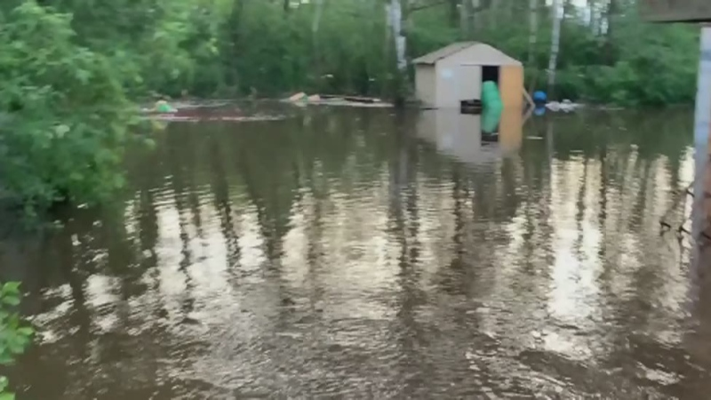 Minnedosa recovering from flooding