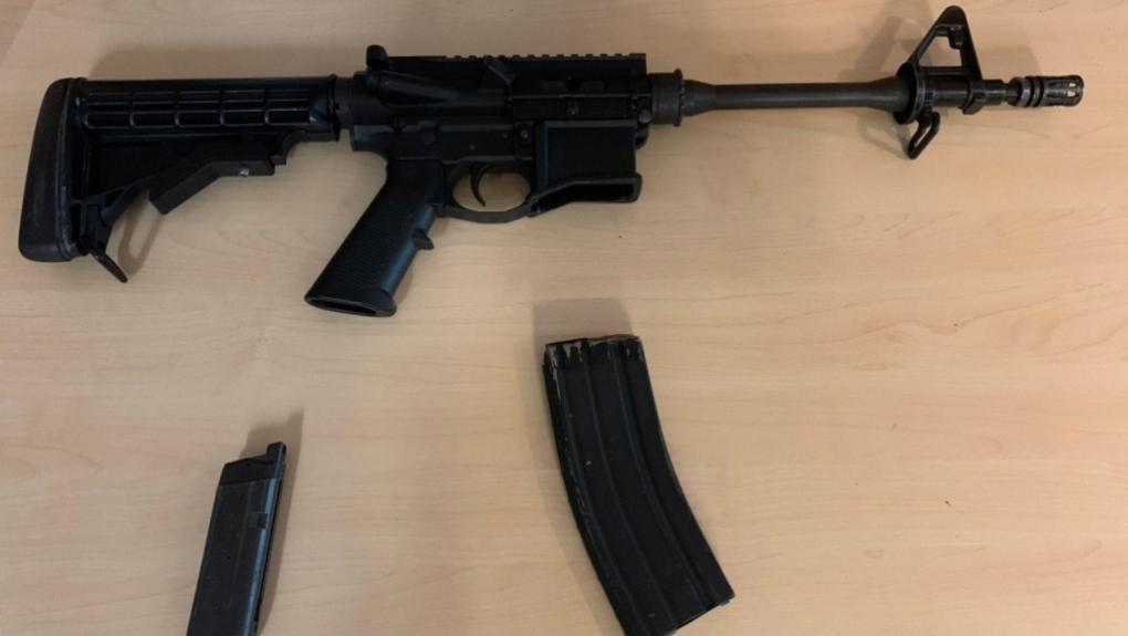 vicpd gun