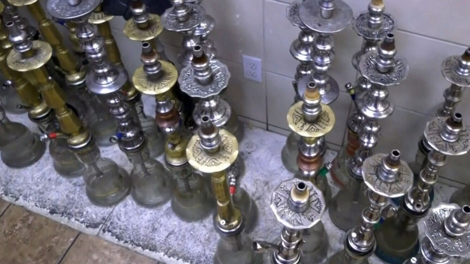 Ban on shisha smoking comes into effect