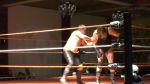 Wrestling event proceeds with precautions