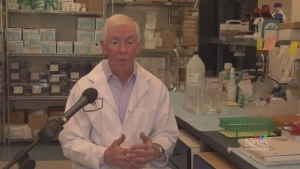Vancouver company works on vaccine
