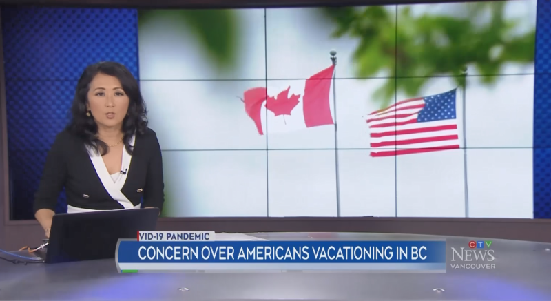 CTV News Vancouver at Six for Thursday, July 2, 2
