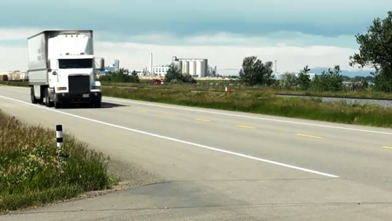 The province announced plans to upgrade Highway 3