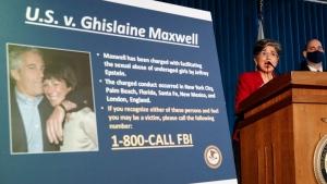 Ghislaine Maxwell