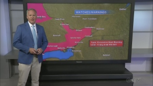 CTV Morning Live Weather July 03