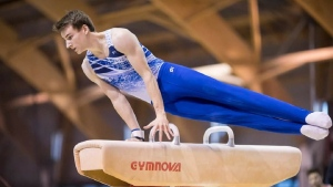 Thierry Pellerin will appear in court July 3, 2020 on sexual assault charges including luring a minor and producing pornographic material. SOURCE Gymnastique Quebec, Antoine Sato