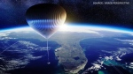 A Florida company will carry test flights in the hope of bringing passengers to the edge of space aboard their high-tech hot air balloon.