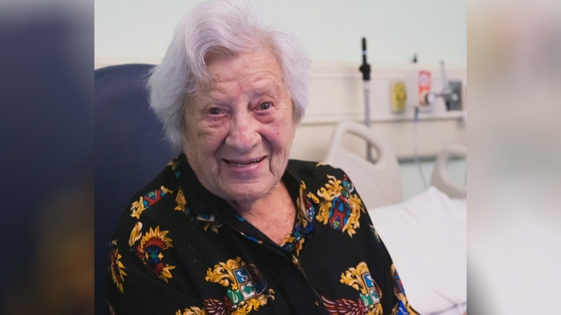 103-year-old Ontario woman