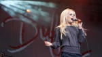 """Singer Duffy has written to the CEO of Netflix criticizing its streaming of '365 Days,' which, she says, """"glamorizes"""" rape. (Friso Gentsch/EPA/Shutterstock)"""