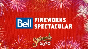 Bell Fireworks Spectacular, Calgary Stampede