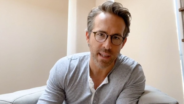 Film star Ryan Reynolds launches 'Make Ryan Pay' campaign for Victoria-based conservation group