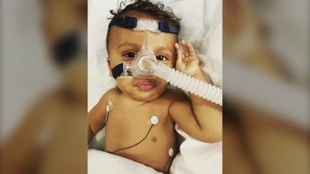 16,000 chip in for toddler's life-changing gene-therapy treatment