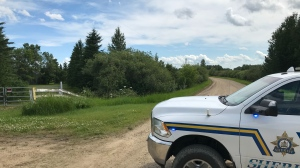 RCMP and firefighters were holding the site of a fatal July 3, 2020, plane crash in Leduc County until Transportation Safety Board investigators arrived.