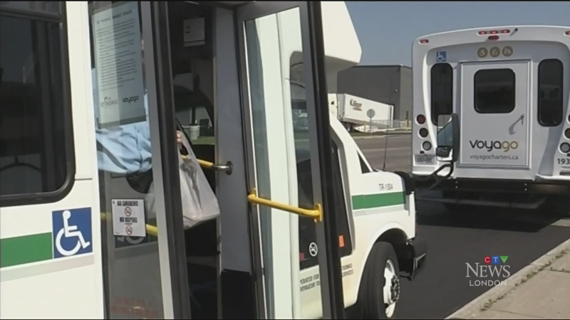 St. Thomas Transit returns to collecting fares