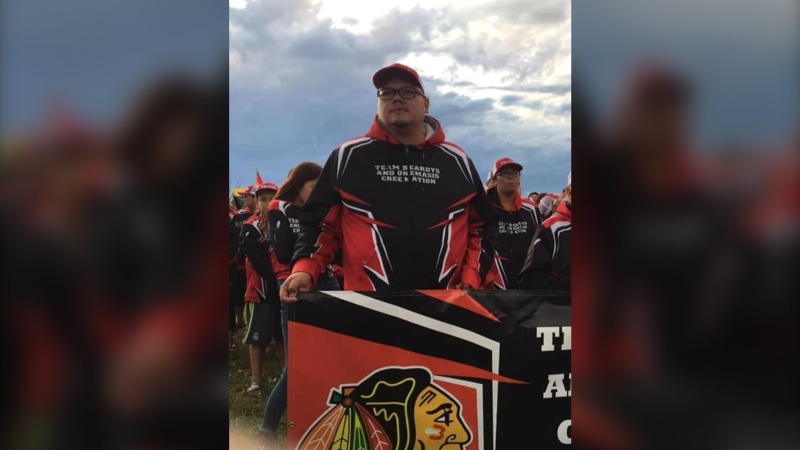"Dale ""Duder"" Mike is remembered as a community sports leader and role model for First Nations youth. (Courtesy Mike family)"