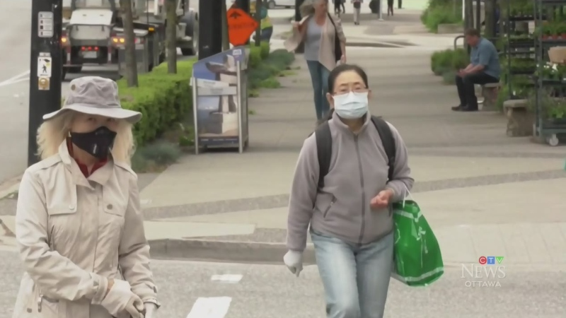 Masks soon to be mandatory in Ottawa