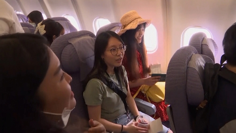 Taiwan airline offering fake flight tours