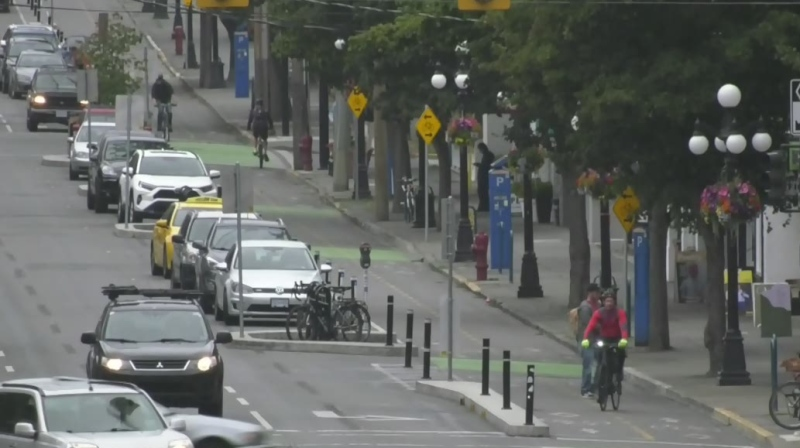 Victoria city council has approved spending millions of dollars to create the next section of its bike network amid the COVID-19 pandemic.