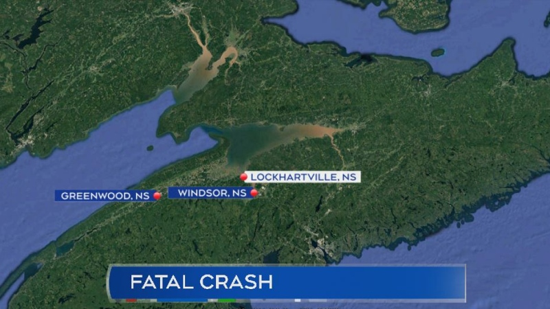 Police closed the westbound lane of Highway 101 between Exit 8 and Exit 8A after a fatal crash on Friday evening.