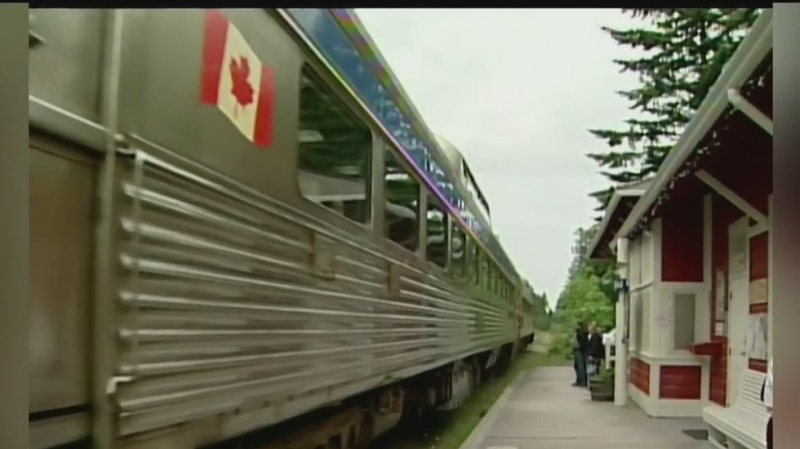 The B.C. Supreme Court has ruled against returning a vacant rail line to a Vancouver Island First Nation.